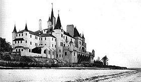 gatsby castle